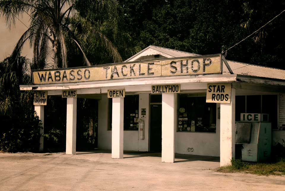 Wabasso Tackle Shop Wabasso FL