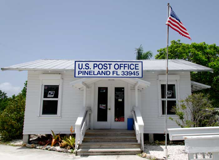 Pine Island Post Office