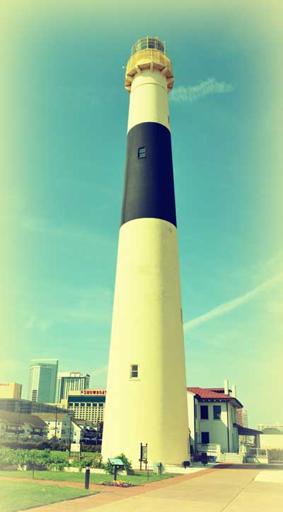 Absecon Lighthouse Atlantic City NJ