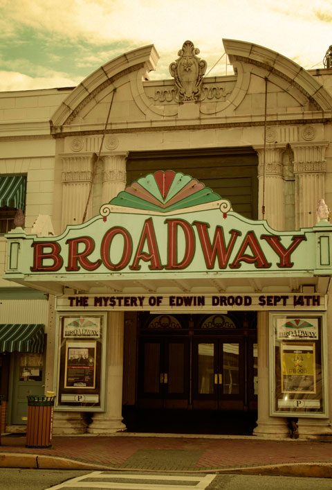 Broadway Theater, Pitman NJ