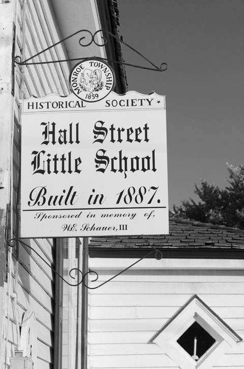 Hall Street School Williamstown NJ