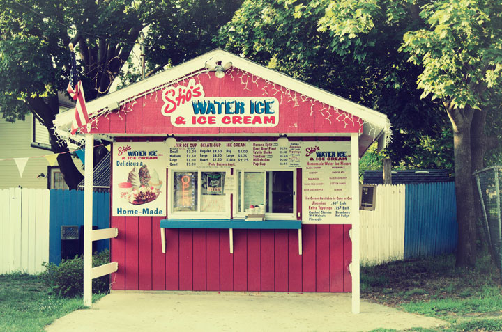 Italian Water Ice Williamstown NJ