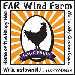 FAR Wind Farm NJ Logo for Egg Farm