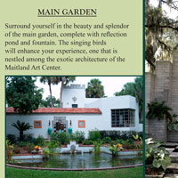 Maitland Art Center Facility Rental Trifold