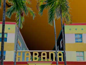 Habana Apt Buidling, South Beach Miami