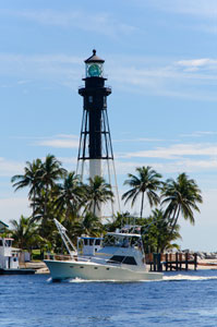 Hillsboro Lighthouse, Pompano Beach
