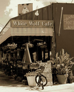 White Wolf Cafe, Orange Ave, Orlando FL