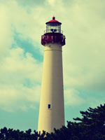 Cape May Lighthouse NJ