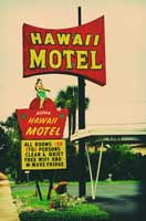 Hawaii Motel Old Dixie Hwy Daytona