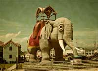 Lucy the Elephant Margate NJ