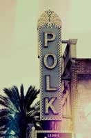 Polk Theater Lakeland FL